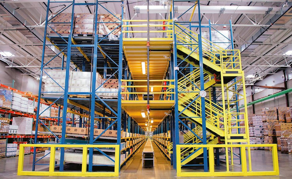 Case study in material handling