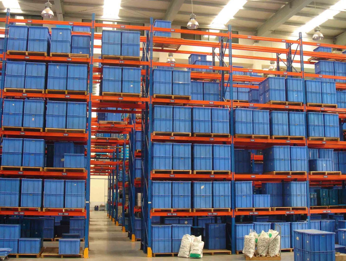 Material handling equipment software for Warehouse racking design software
